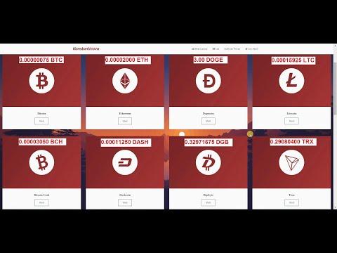 8 кранов криптовалют с моментальным выводом!