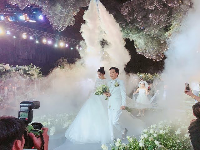 [8VBIZ] - Cận cảnh đám cưới TRƯỜNG GIANG - NHÃ PHƯƠNG [full]