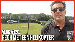 PECH MET HELIKOPTER - GERARD JOLING - VLOG #120