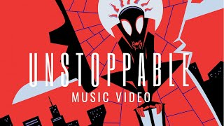 SPIDER-MAN: INTO THE SPIDER-VERSE- Unstoppable-  The Score-Music Tribute Video