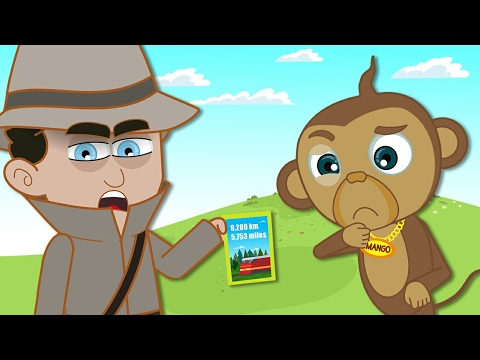 Trans-Siberian Mystery | Funny Cartoons for Children | The Adventures of Annie and Ben!