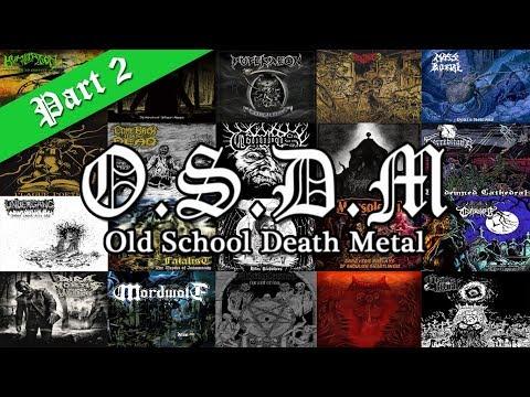 OLD SCHOOL DEATH METAL (Part 2) | New Bands 💀