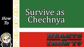 HoI4 - Modern Day - Survive as Chechnya