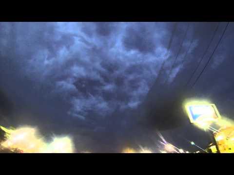 Broken Arrow Lightning Storm