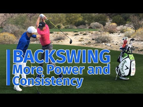 THIS BACKSWING WILL GIVE YOU MORE POWER AND CONSISTENCY streaming vf