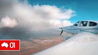 Aircraft ICING and flying over water | Outback EP01