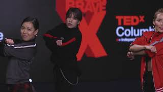 K-pop Dance Performance | I LOVE DANCE NYC | TEDxColumbusCircle