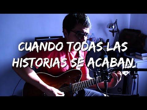 Cuando Todas Las Historias Se Acaban - Maldita Nerea   Javier Hidalgo #COVER