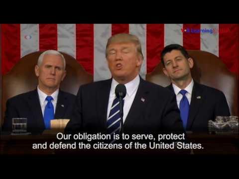 Highlights of President Trump's Address to Congress