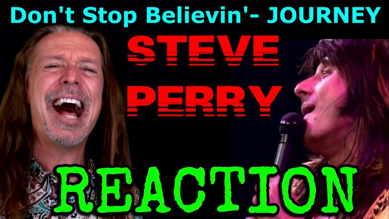 Vocal Coach Reaction To Journey - Steve Perry - Don't Stop Believin' - Ken Tamplin