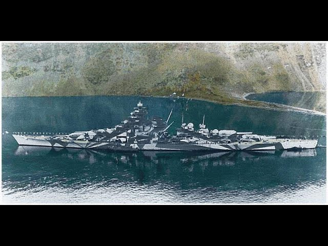 Sink the Tirpitz - Hunting Germany's Super Battleship