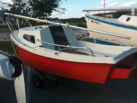 1981 West Wight Potter Sailboat For Sale