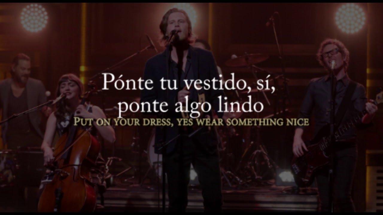 sub español The Lumineers Chords