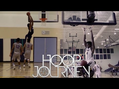 St. Johns Commit | 7'2 Zach Brown | Top 10 in the country