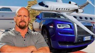 10 most expensive things owned by wrestling star stone cold Steve Austin