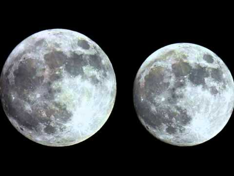 A lunar eclipse will coincide with the supermoon on Sunday.