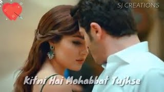 #sjcreations : for more videos please subscribe to our channel and never forget click on the bell icon... #tags yeh kasoor mera hai ke yakeen kiya d...