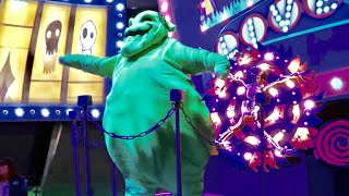 Opening Night of Oogie Boogie Bash - All NEW Disney Halloween Party at DCA / Villains Grove & MORE