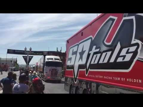 2015 V8 Supercars Bathurst 1000 Truck Parade
