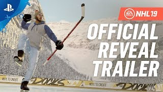 NHL 19 - Reveal Trailer | PS4