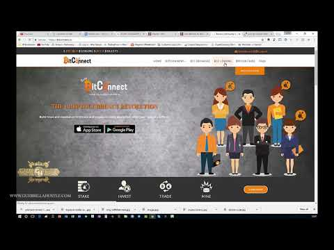 Bitconnect - BITCONNECT FULL TUTORIAL Getting started (Step by Step)