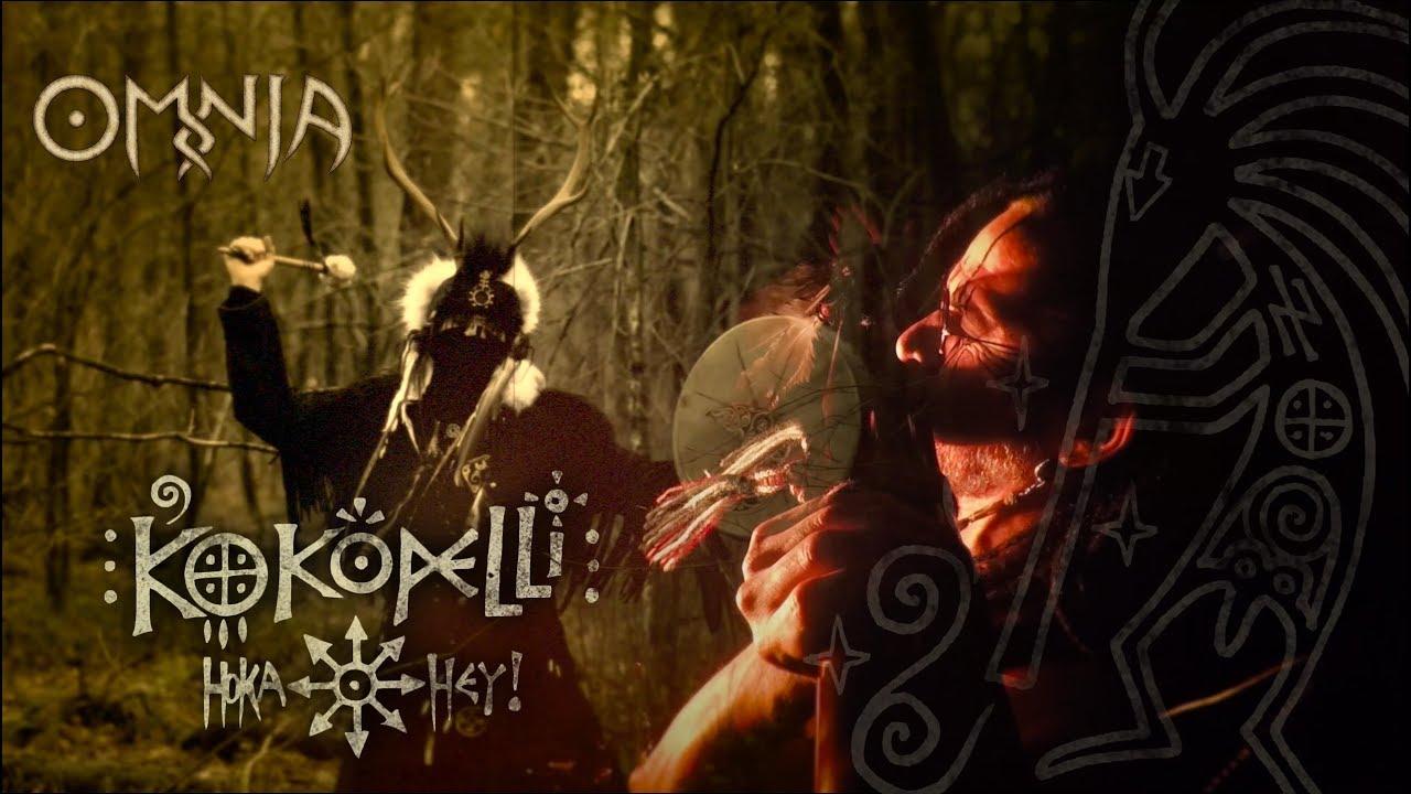 Omnia Official Kokopelli Hokahey Live Youtube
