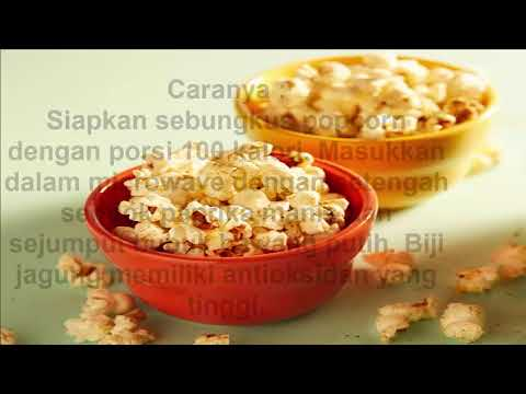 Cara Mengobati Kanker Serviks dengan Popcorn