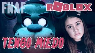 Samy juega FNAF Support Requested ROBLOX