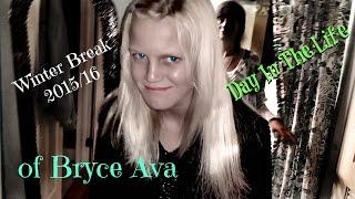 Video Day-in-the-Life of Bryce: Winter Break 2015/16 download MP3, 3GP, MP4, WEBM, AVI, FLV Juni 2018