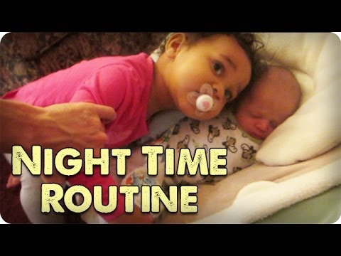 Our Night Time Routine!!! - YouTube
