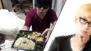大物Youtuberが紹介してた「からあげ弁当」を食ってみる。