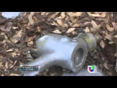 Expertos en aviación buscan causas del accidente aéreo de Jenni Rivera y otras 6 personas