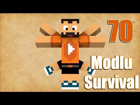 Minecraft Modlu Survival - Immersive Engineering - Bölüm 70