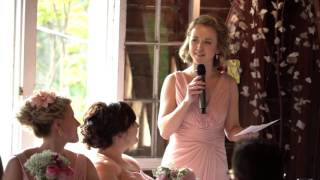 Andrew & Holly- Roast of the bride & groom