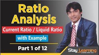 Ratio Analysis – Part 1 of 12 by Vijay Adarsh   StayLearning  (HINDI   हिंदी)