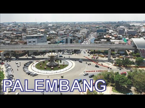 Kota Palembang Drone 2019