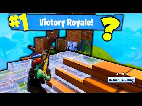 FORTNITE DOMINATION!!! (Fortnite Battle Royale)