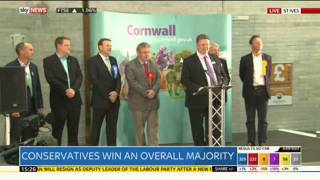Conservatives Claim Victory In Last Declared Seat Of 2015 General Election