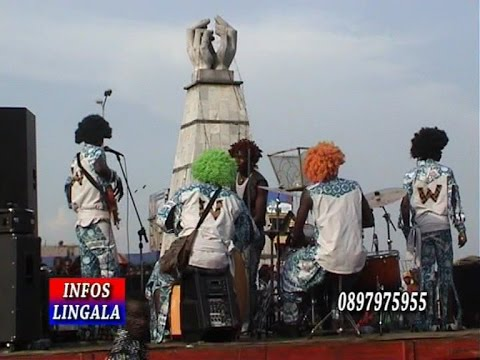 "18 Concerts in the streets of Kinshasa - ""UN-Congo nouveau"" Campaign (2011)"