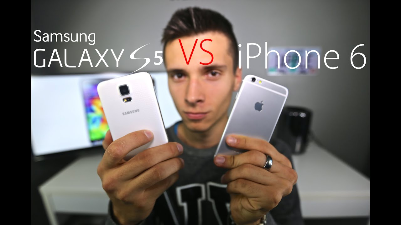 samsung galaxy s5 vs iphone 6 iphone 6 vs samsung galaxy s5 which should you buy 19442