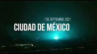 LUCES EN EL CIELO 7 DE SEPTIEMBRE 2021