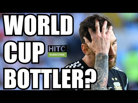IS MESSI A WORLD CUP BOTTLER?!