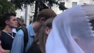 Протестный митинг 2. Москва, 27 июля