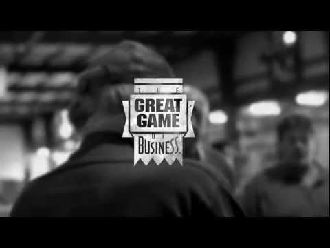 Great Game of Business Manifesto