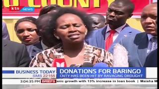 Donations for Baringo: Move set to cushion Baringo locals from ravaging drought effects