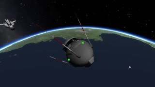 [KSP] Launch the satellite by KOS