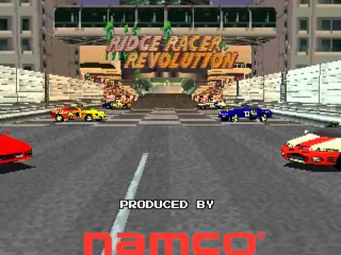 PSX Longplay [052] Ridge Racer Revolution