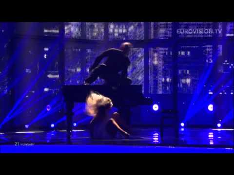András Kállay-Saunders - Running (Hungary) LIVE Eurovision Song Contest 2014 Grand Final