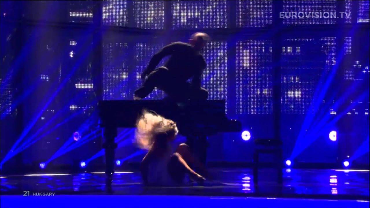 Eurovision Live: Running (Hungary) LIVE Eurovision
