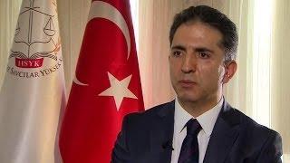 'HSYK yasası yargının bağımsızlığını etkiler' - BBC TÜRKÇE